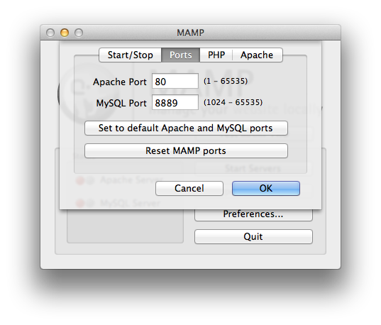 Virtual host for MAMP on Mac OSX - eppz!